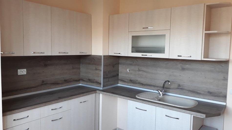 Кухненска мивка с ляв плот модел 2011 с отвор за батерия Томсън