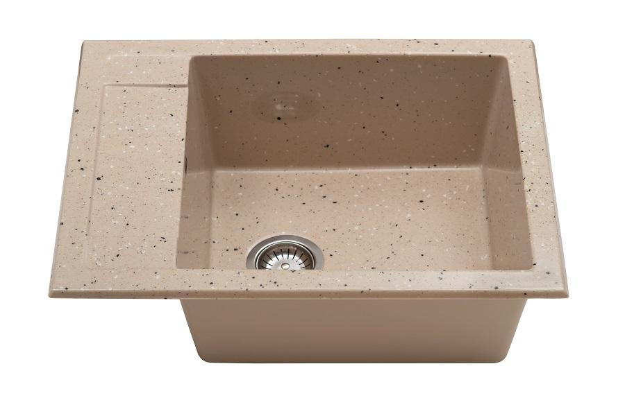Кухненска мивка с ляв/десен плот Томсън